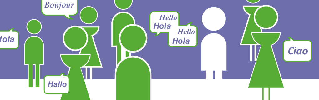 Share your language with those willing to share her with you through TalkingP2P.